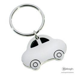Kulcstartó - autó formájú
