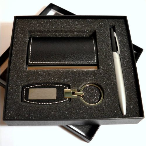 Névjegykártyatartó, kulcstartó és toll gravírozás - Gravirozas.eu