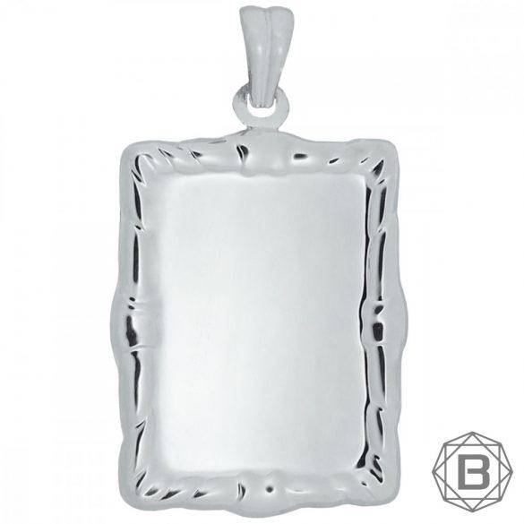 Ezüst medál gravírozás - Gravirozas.eu