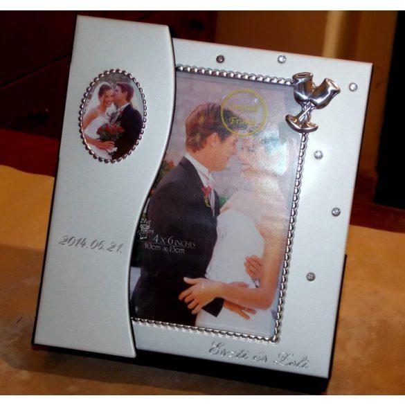 Fényképkeret és Fotóalbum esküvőre