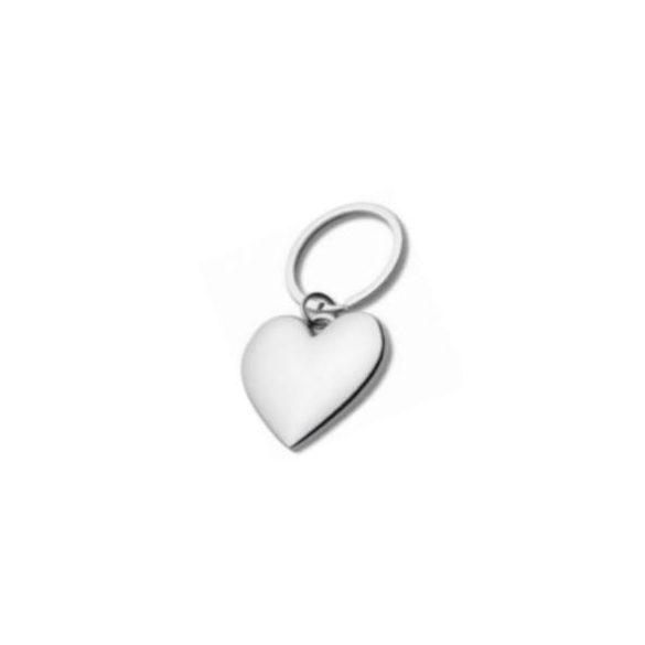 Szív formájú kulcstartó