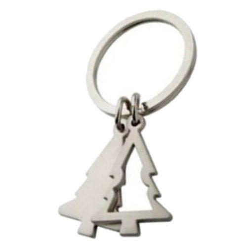 Kulcstartó - fenyőfa formájú