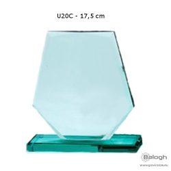 Üveg gravírozás U20C- Gravirozas.eu