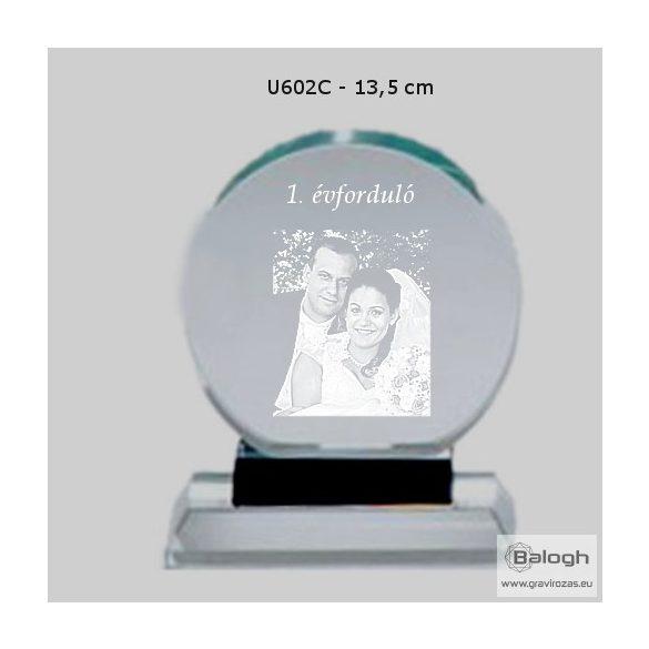 Üveg gravírozás U602B - Gravirozas.eu