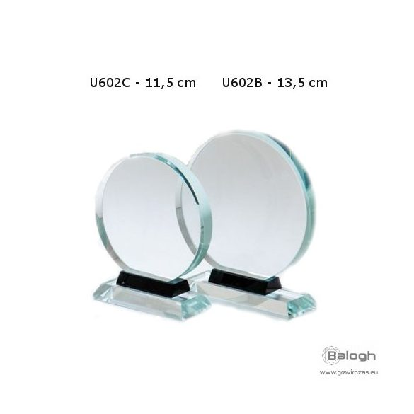 Üveg gravírozás U602C - Gravirozas.eu