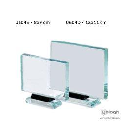 Üveg gravírozás U604D - Gravirozas.eu