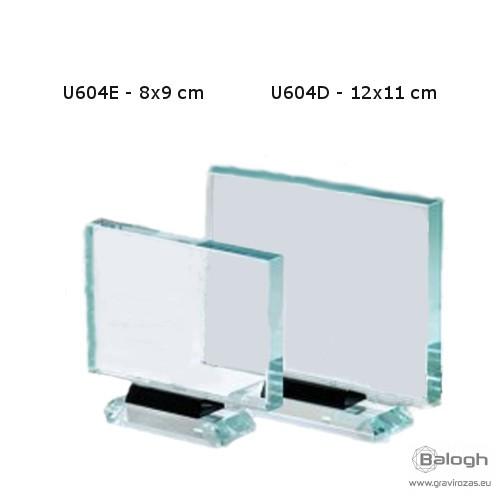 Üveg gravírozás U604E- Gravirozas.eu