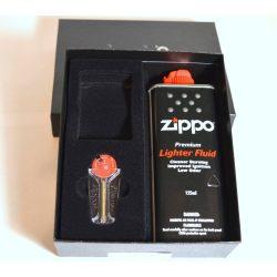 Zippo díszdoboz